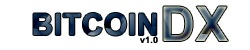 BitcoinDX Demo